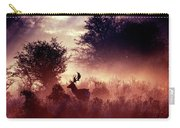 Fallow Deer In Fairytale World Carry-all Pouch