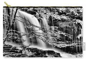 Falls And Trees Carry-all Pouch