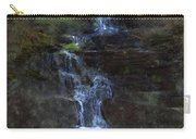 Falls At 6 Mile Creek Ithaca N.y. Carry-all Pouch
