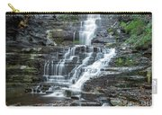 Falls Creek Gorge Trail Ithaca New York Carry-all Pouch