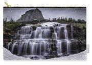 Falls In Glacier 1 Carry-all Pouch