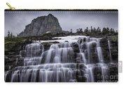 Falls In Glacier Carry-all Pouch