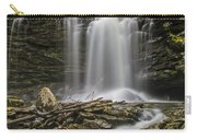 Falls Of Hills Creek 2  Carry-all Pouch