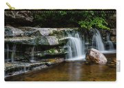 Falls Of Peterskill In Spring I - 2018 Carry-all Pouch