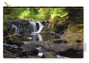 Falls On Sweet Creek Carry-all Pouch