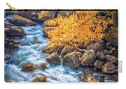 Fall's Rush To South Lake Carry-all Pouch