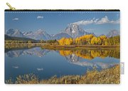 Falltime At Oxbow Bend Carry-all Pouch