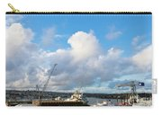 Falmouth Docks Cornwall Carry-all Pouch