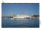 Falmouth Harbour Carry-all Pouch by Rod Johnson