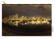 False Creek At Night Carry-all Pouch