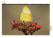 False Dotted Border Butterfly Carry-all Pouch