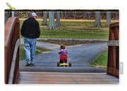 Family - A Father's Love Carry-all Pouch
