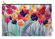 Family Gathering Painting By Lisa Kaiser Carry-all Pouch