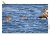 Family Geese Carry-all Pouch