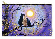 Family Moon Gazing Night Carry-all Pouch