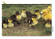Family Portrait Carry-all Pouch by Angelina Vick