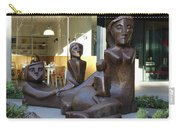 Family Sculpture Carry-all Pouch