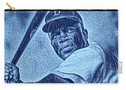 Famous Jackie Robinson Carry-all Pouch