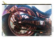 Famous Liberty Bike Copper Ny Carry-all Pouch