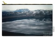 Famous Mountain Askja In Iceland Carry-all Pouch