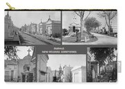 Famous New Orleans Cemeteries  Carry-all Pouch