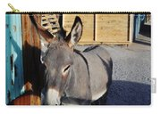 Famous Route 66 Burro Carry-all Pouch
