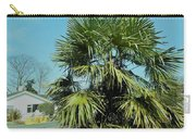 Fan Palm Tree Carry-all Pouch