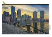 Fan Pier Boston Harbor Carry-all Pouch