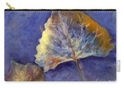 Fanciful Leaves Carry-all Pouch