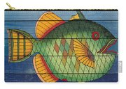 Fanciful Sea Creatures-jp3826 Carry-all Pouch