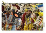 Pow Wow Fancy Dancers 7 Carry-all Pouch