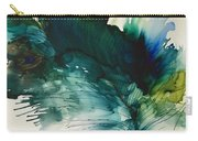 Fancy Feather Carry-all Pouch