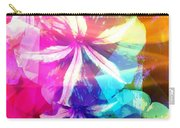 Fancy Pansy Candy Carry-all Pouch