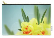 Fancy Spring Narcissus Garden  Carry-all Pouch