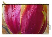 Fancy Tulip Carry-all Pouch
