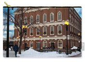 Faneuil Hall Winter Carry-all Pouch