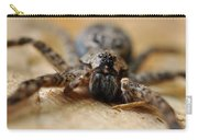 Spider Close Up Carry-all Pouch