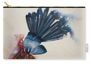 Fantail Flycatcher Carry-all Pouch
