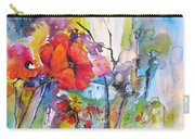 Fantaquarelle 01 Carry-all Pouch