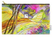 Fantaquarelle 04 Carry-all Pouch
