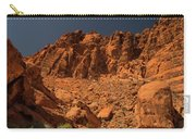 Fantastic Landscape Valley Of Fire Carry-all Pouch