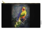 Fantasy Bird Carry-all Pouch