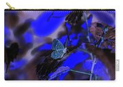 Fantasy Blue Butterfly Carry-all Pouch