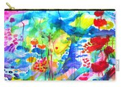 Fantasy-bright Stuff Under The Sea Carry-all Pouch