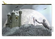 Fantasy Castle - 3d Render Carry-all Pouch