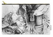 Fantasy Drawing 3 Carry-all Pouch