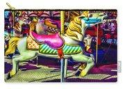 Fantasy Fair Horse Ride Carry-all Pouch