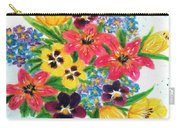 Fantasy Flowers #233 Carry-all Pouch