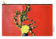 Fantasy Flowers Still Life #162 Carry-all Pouch