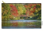 Fantasy Foliage Carry-all Pouch